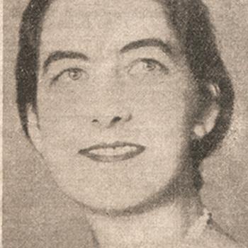 Dr Miriam Hyde, 1936