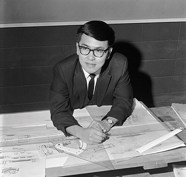 Francis Wong, 1966 (National Archives of Australia A1501/1, A6776/2)