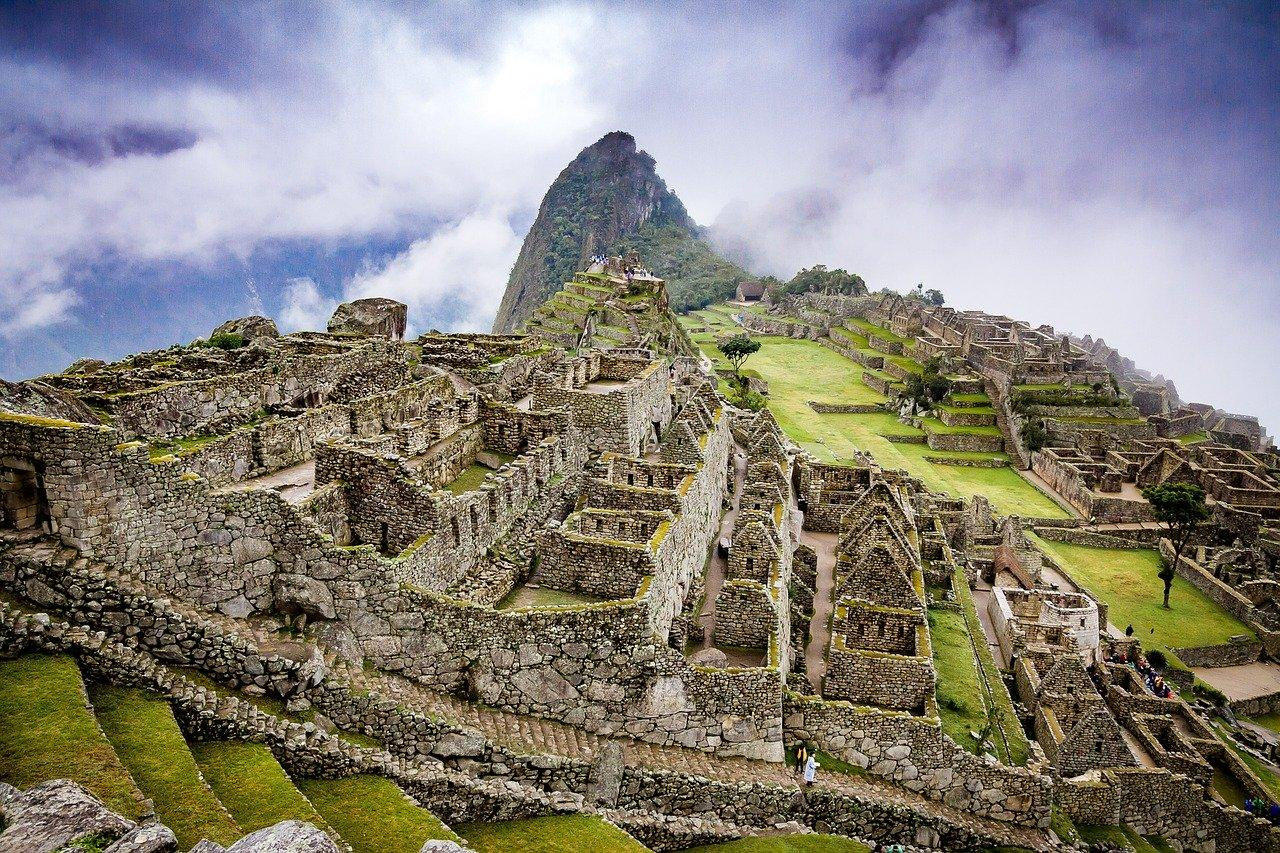 Image of Machu Picchu from Pixabay