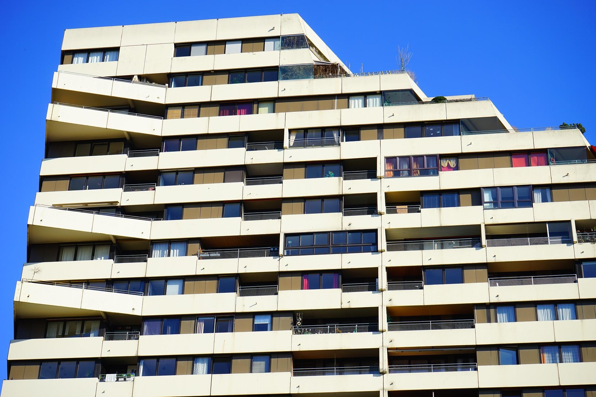 social housing apartments