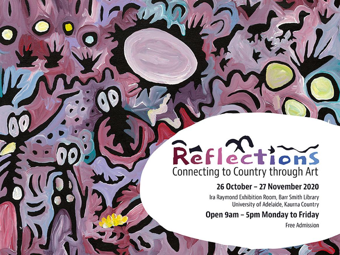 Reflections: Connecting to Country through Art