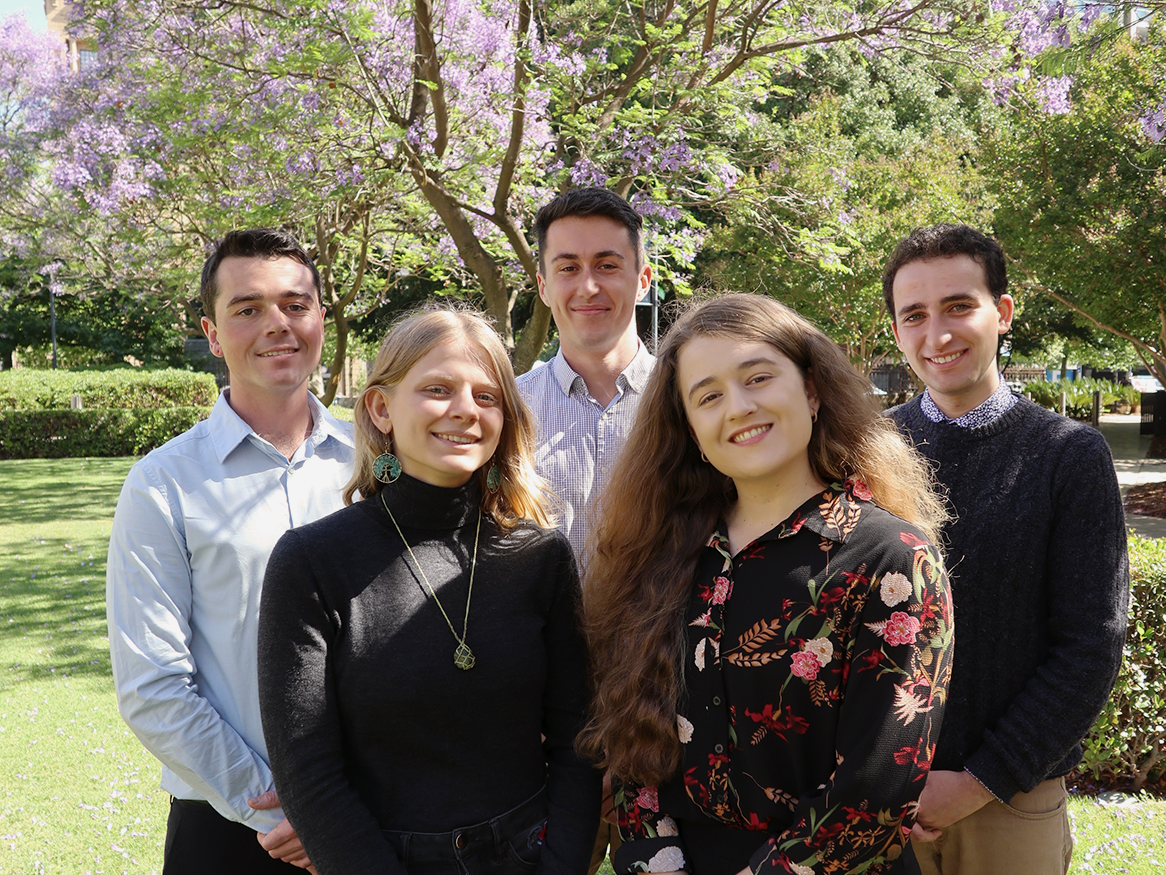 Five outstanding University of Adelaide students have been awarded New Colombo Plan scholarships, to help build long-term ties between Australia and the Indo-Pacific region.