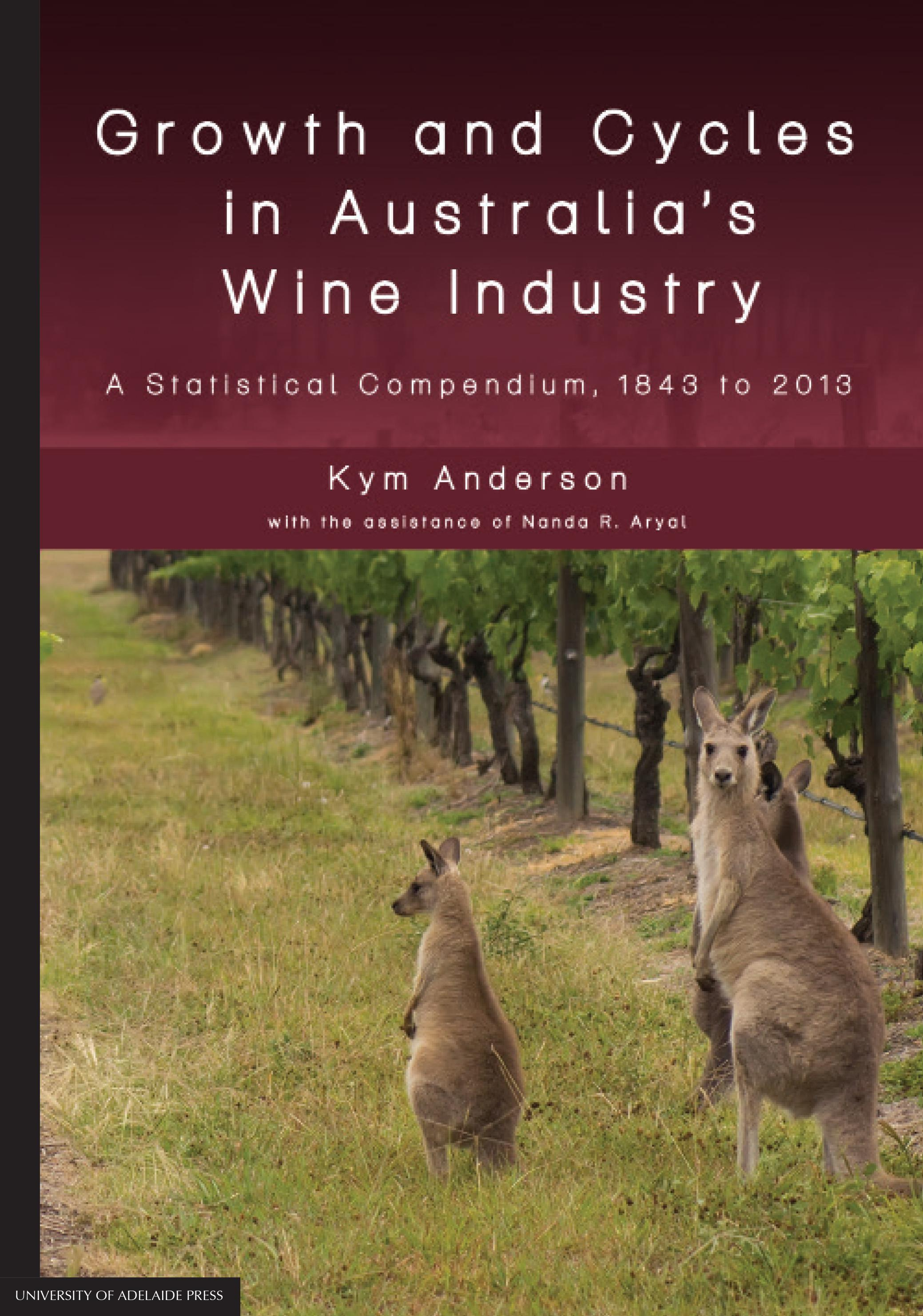 Growth and Cycles in Australia's Wine Industry cover