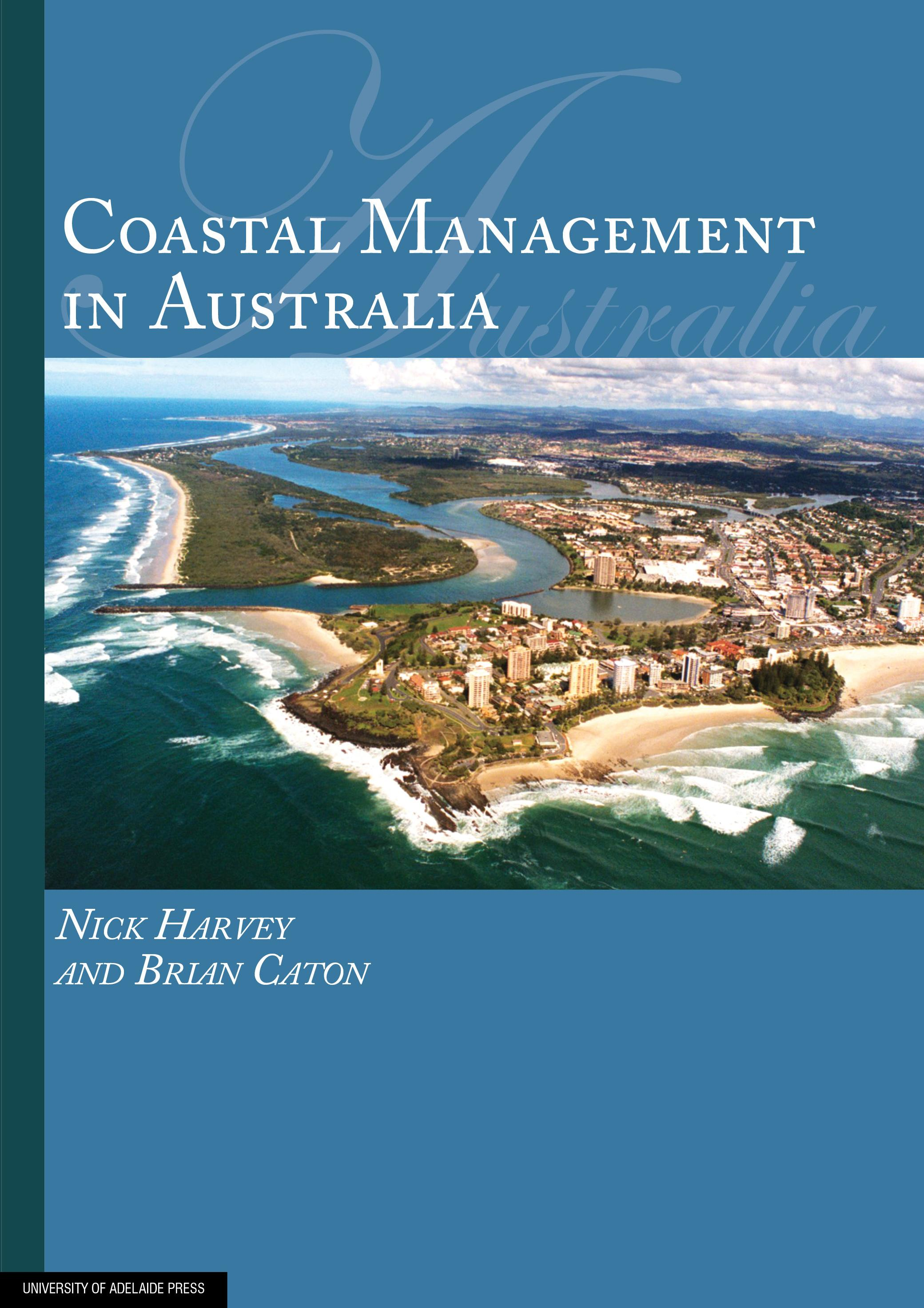 Coastal management cover