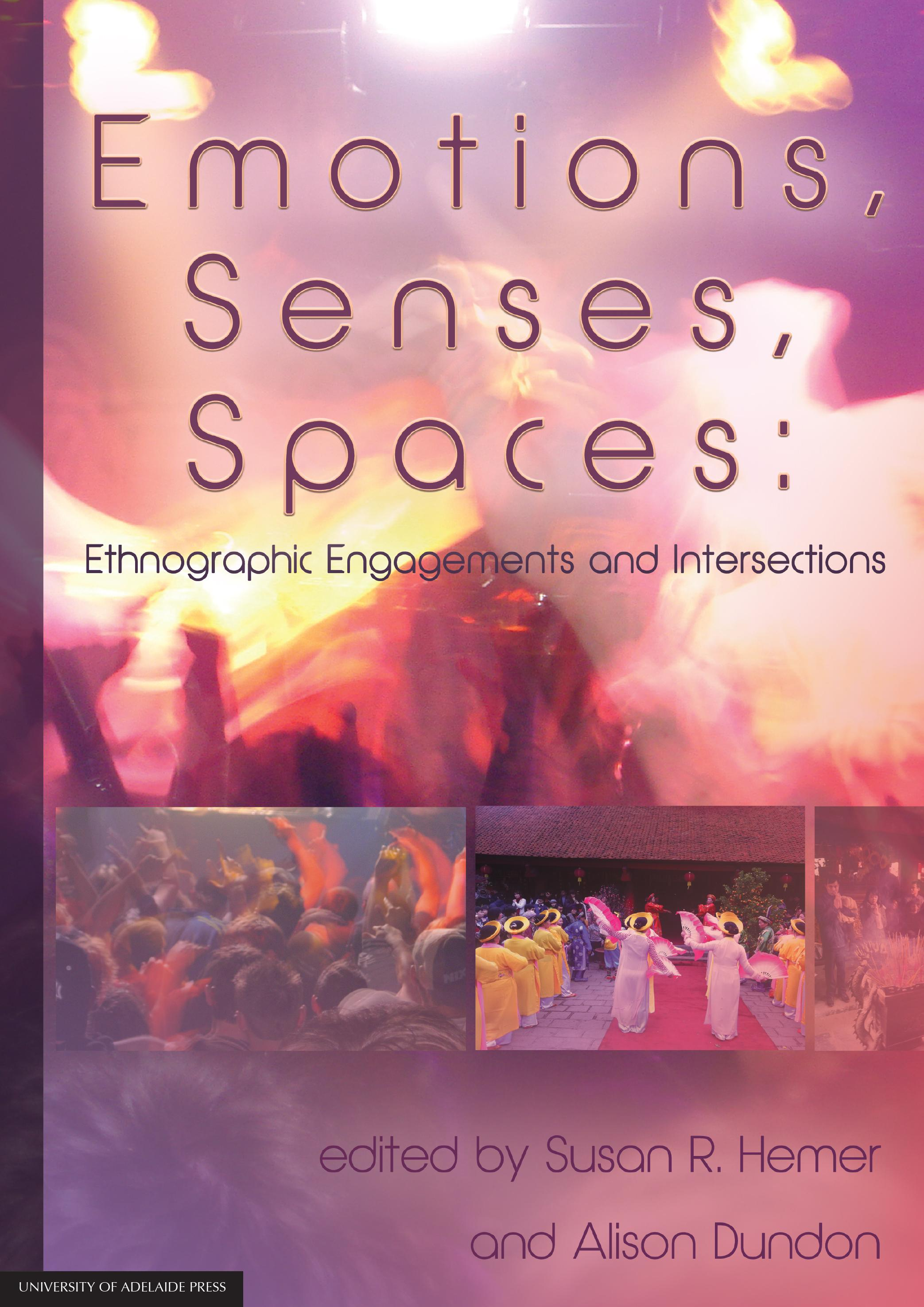 Emotions, Senses, Spaces cover
