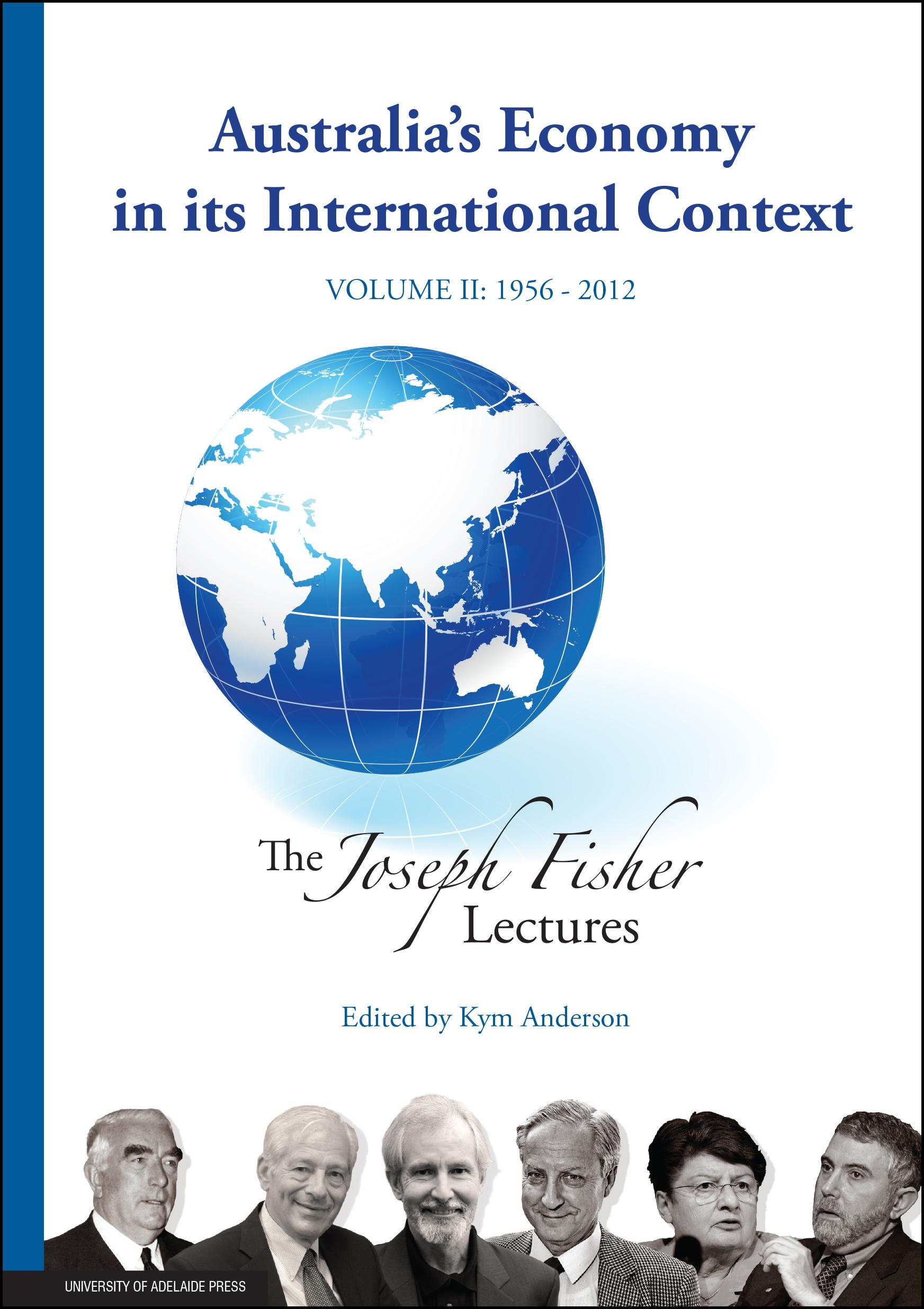 Fisher lectures cover