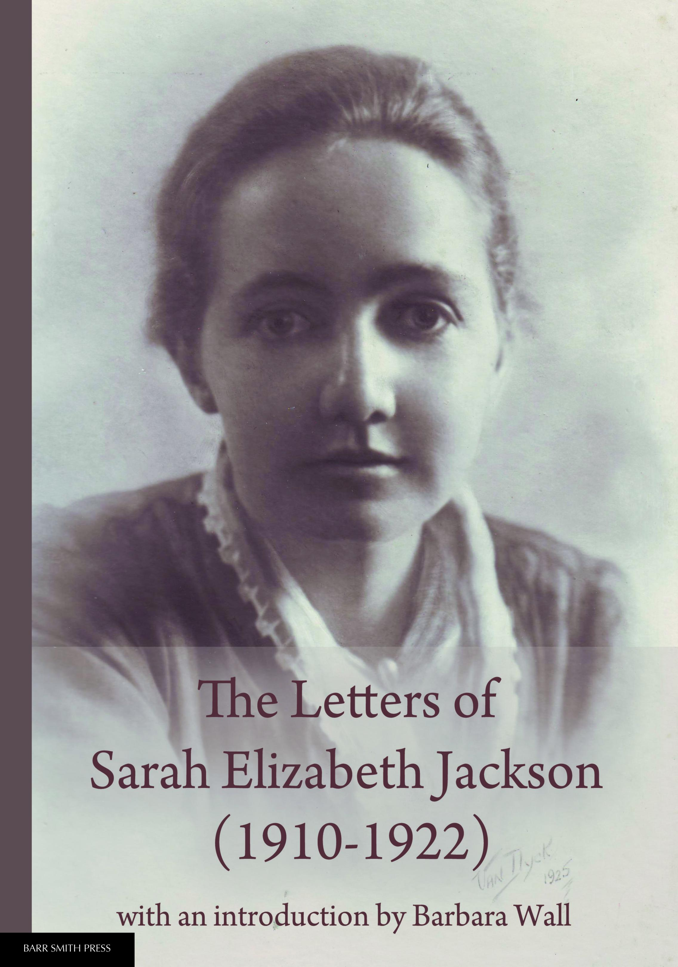 Jackson letters cover