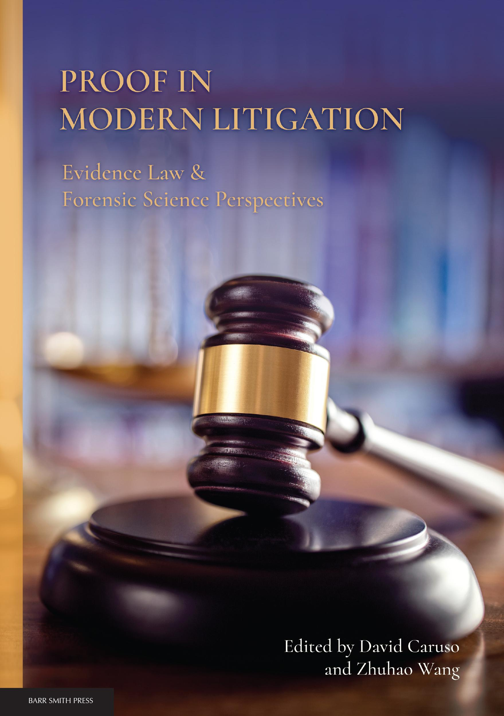 Proof in Modern Litigation cover