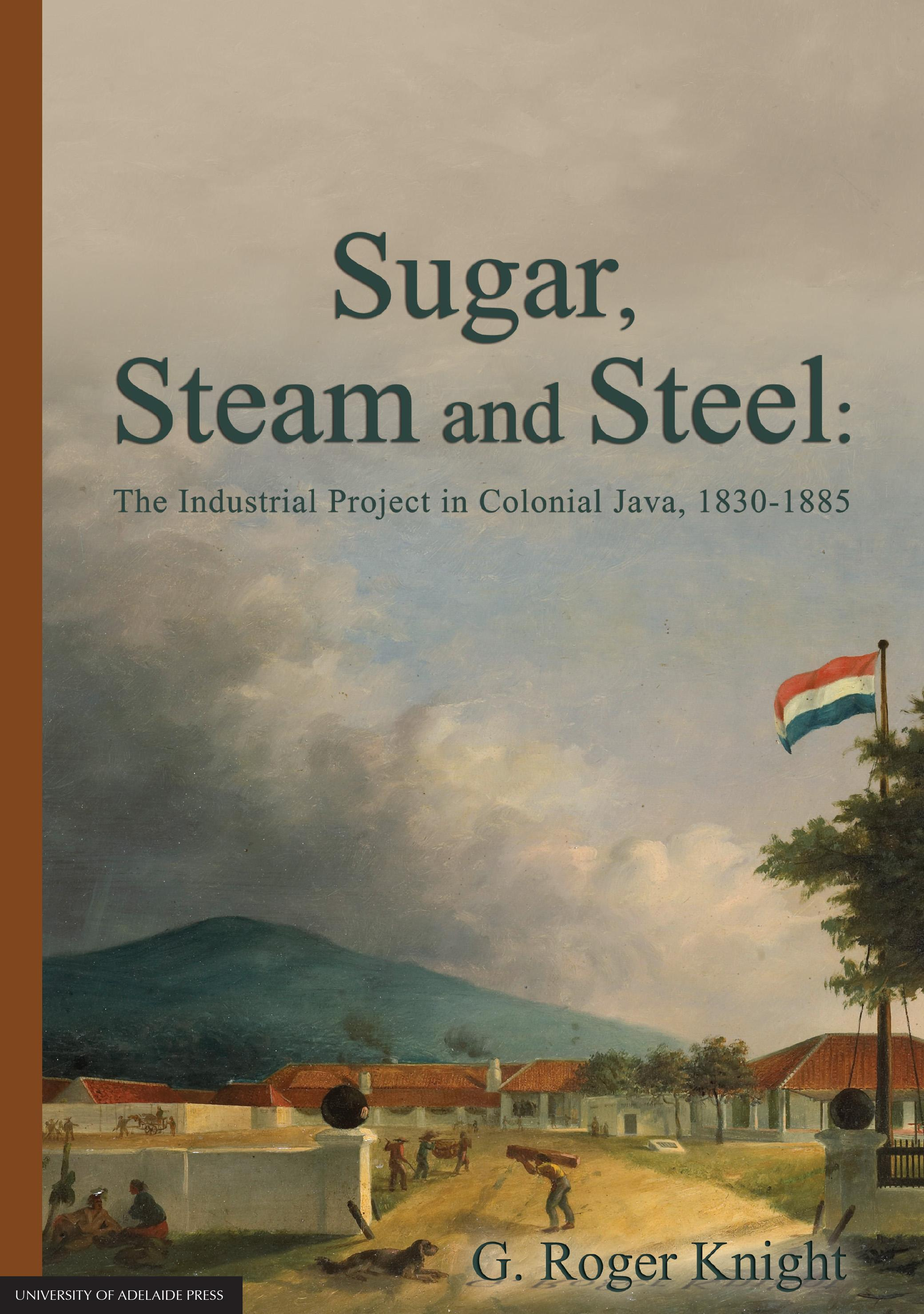 Sugar, Steam and Steel cover