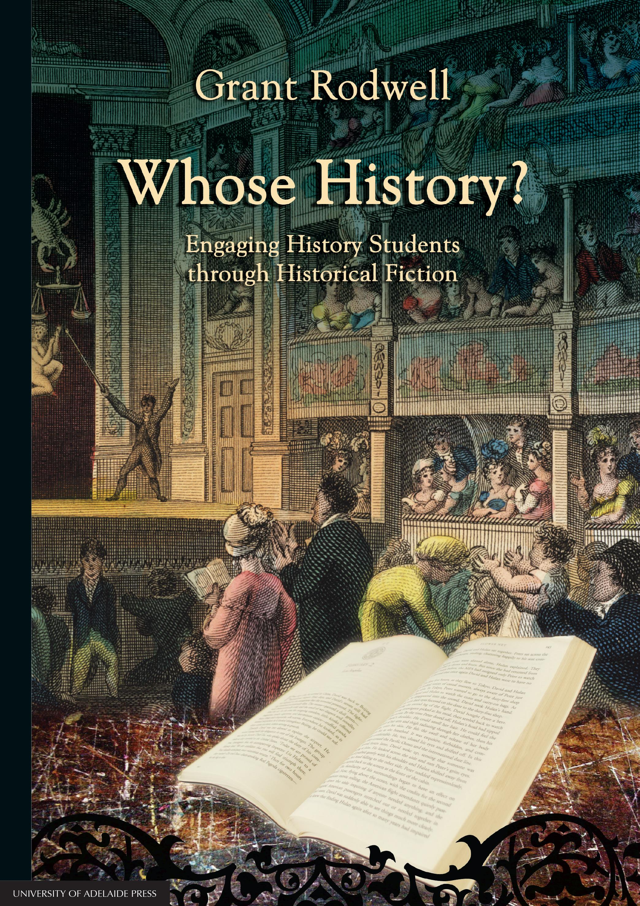 Whose history cover