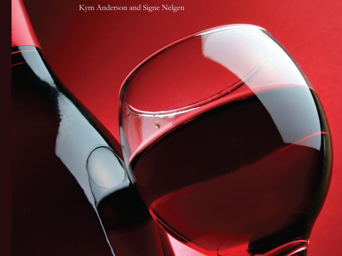 Global wine markets 2009 cover