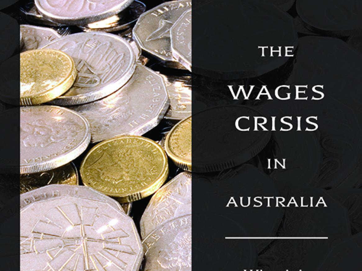 Wages Crisis cover