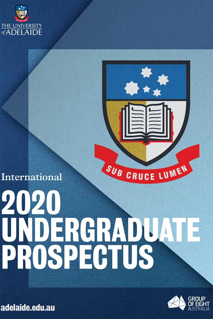 International Undergraduate Prospectus 2020