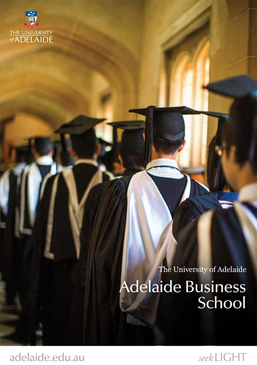 Adelaide Business School Opportunities