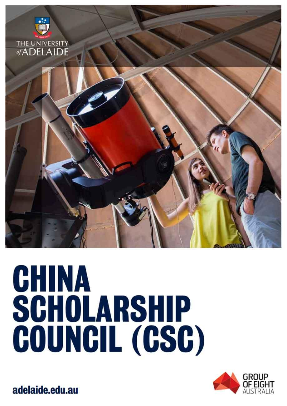 China Scholarship Council (CSC)