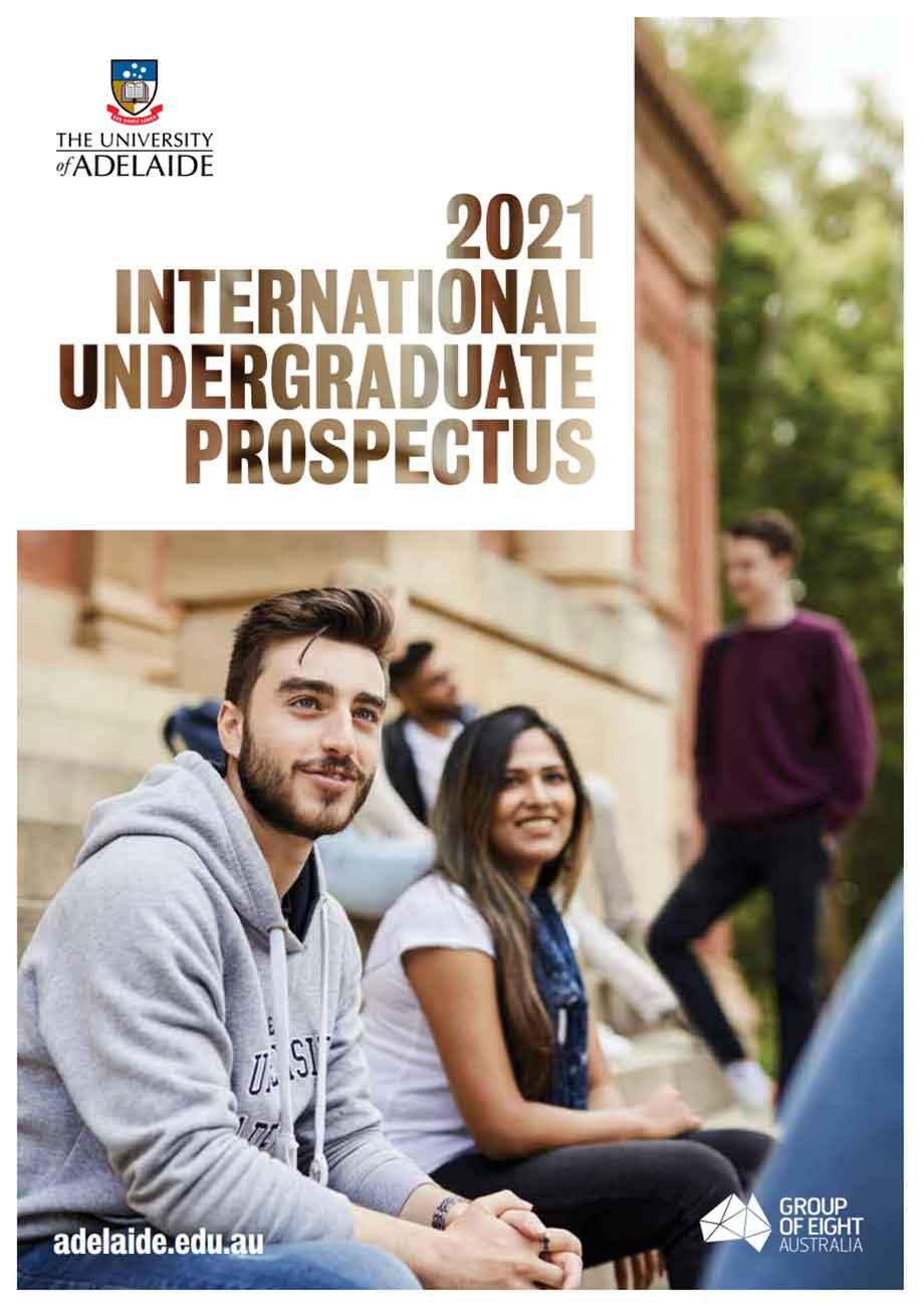 International Undergraduate Prospectus