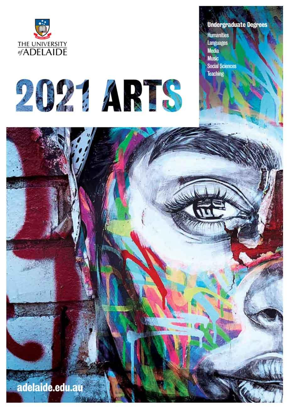 2021 Arts Program Guide