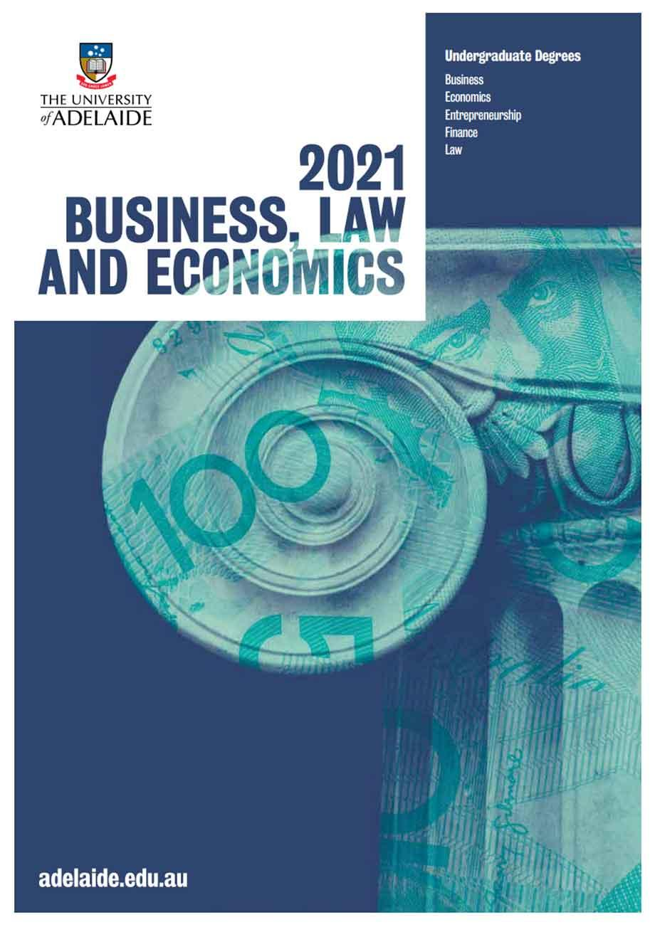 2021 Business, Law and Economics Program Guide