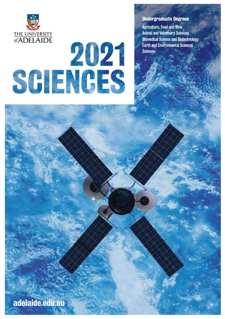 2021 Sciences Program Guide