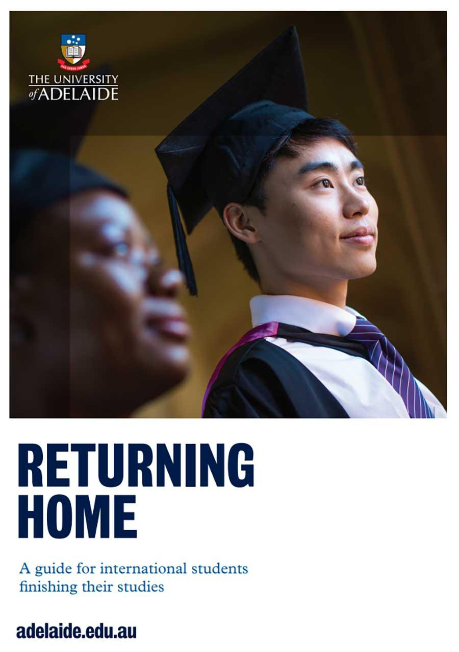 Returning Home Guide for International Students