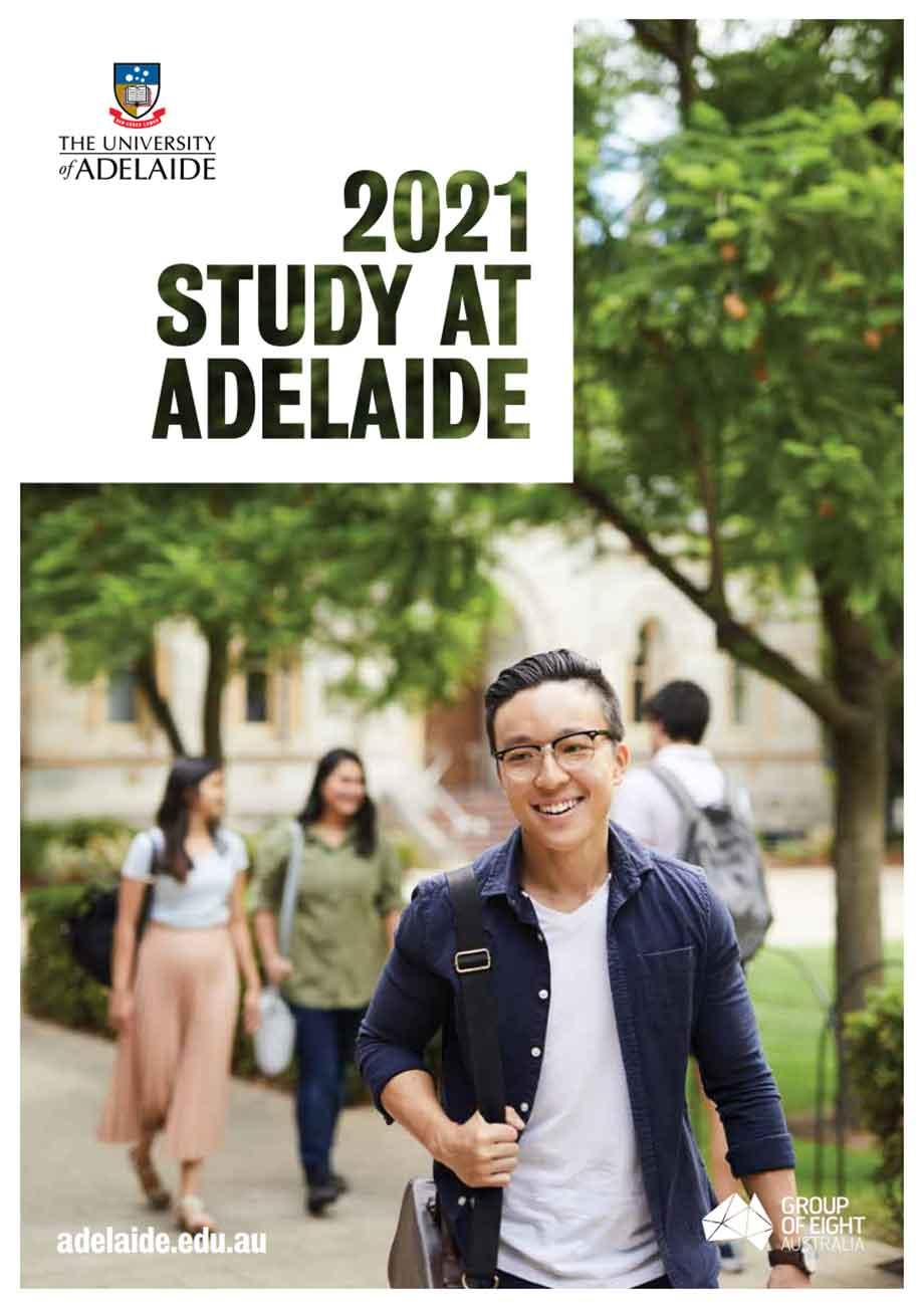 Study at Adelaide