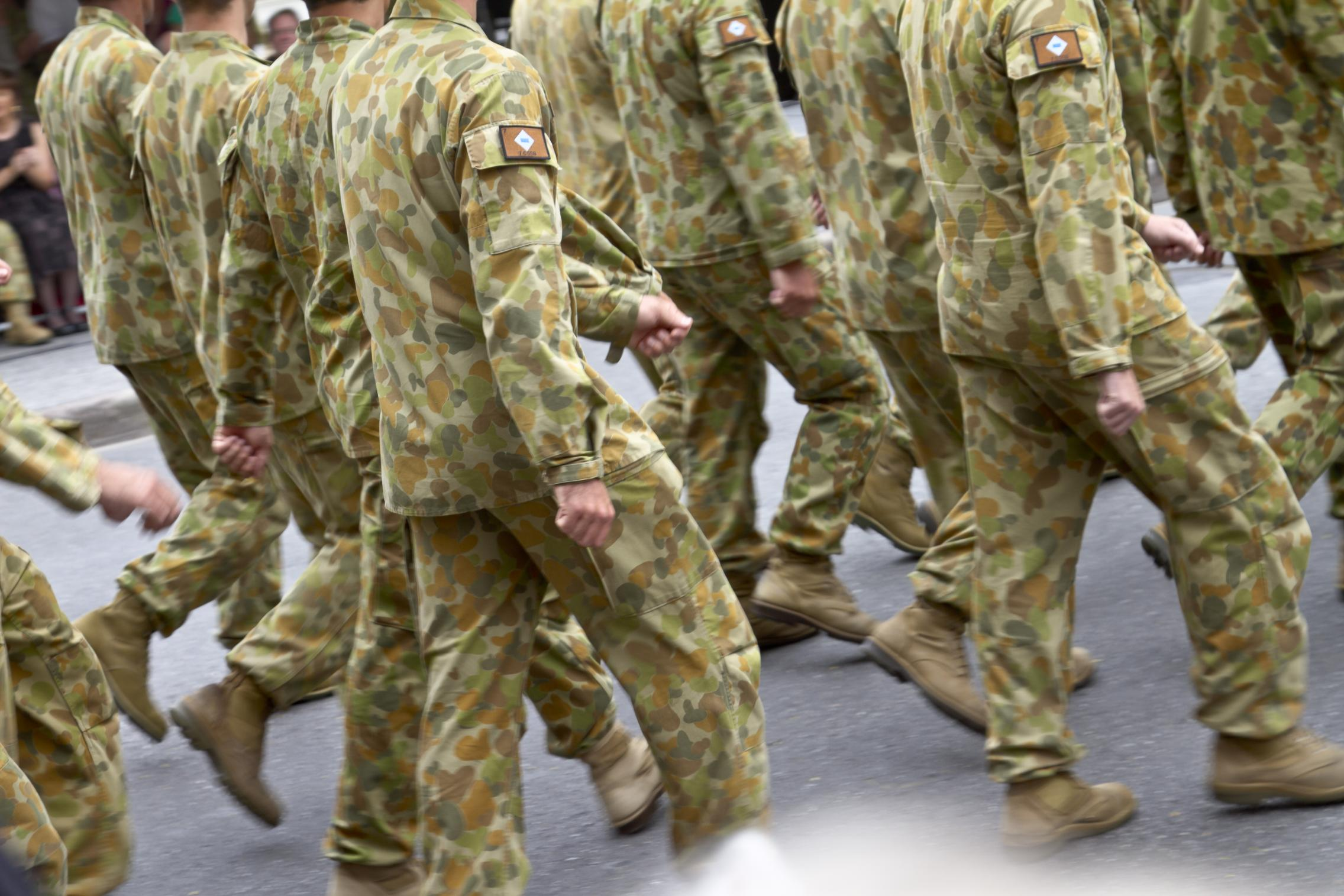 5,800 defence veterans homeless in Australia – that's more than we thought
