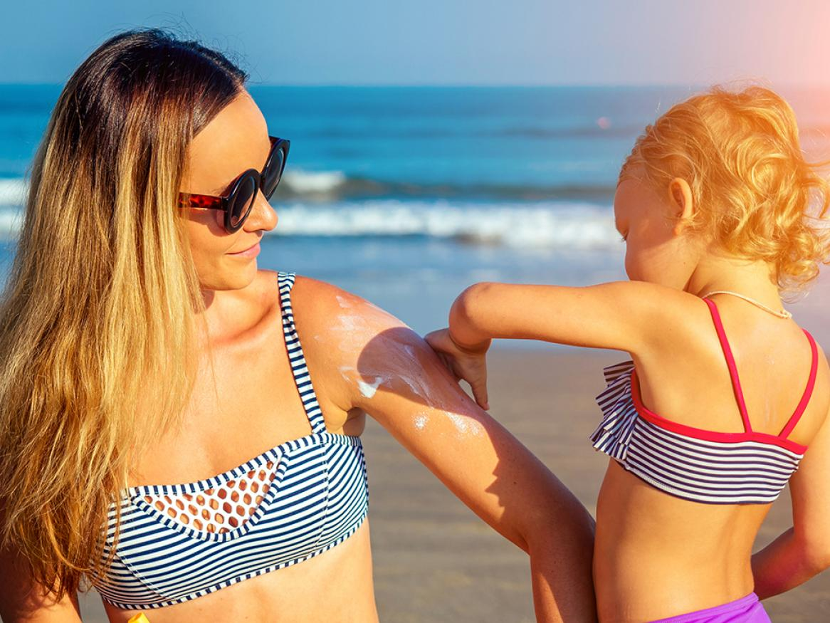 Research Check: should we be worried that the chemicals from sunscreen can get into our blood?