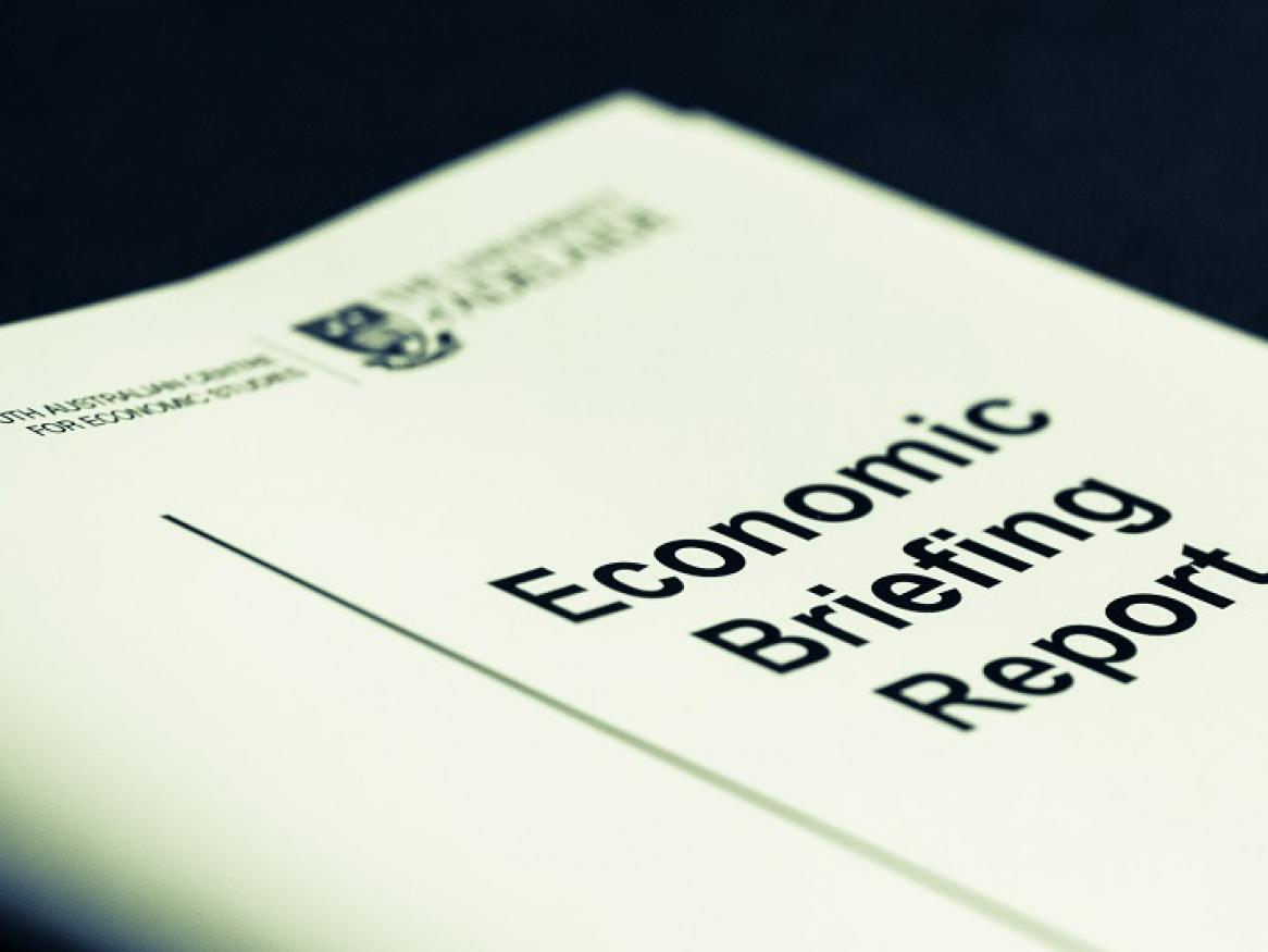 Economic briefing report