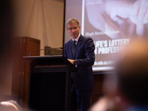 Professor Peter Høj, Vice Chancellor, The University of Adelaide