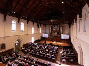 2021 Hugh Stretton Oration, Elder Hall