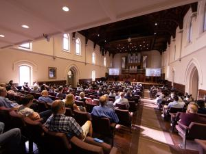 Hugh Stretton Oration Audience