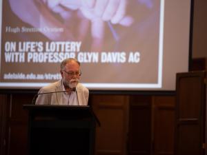 David Tune AO. Chair, Stretton Institute Advisory Board