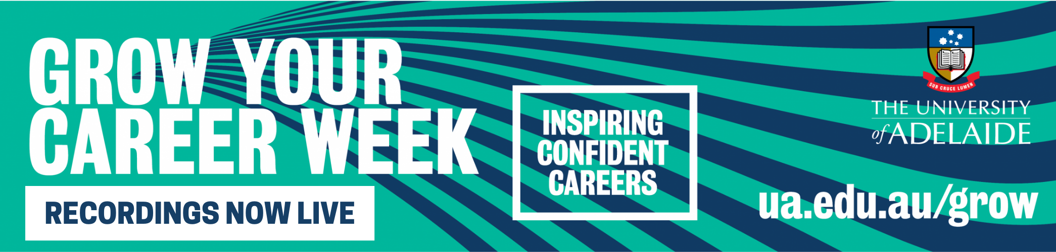 Grow Your Career Week 2020 Recordings Now Live