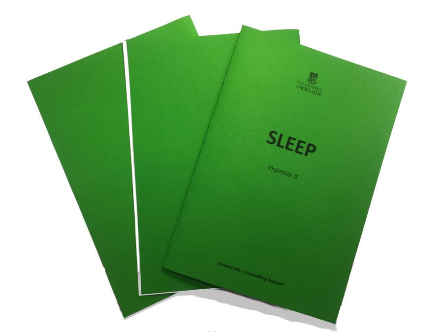 green booklets image