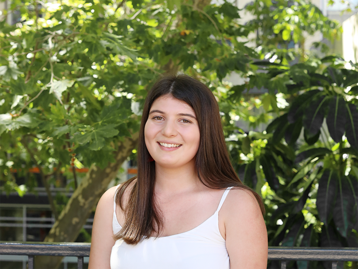 2019 New Colombo Plan Scholars - Maria Positano