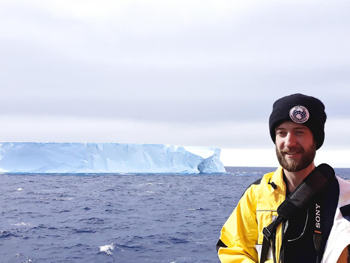 Student Experience - Tom Chambers - PhD Research in Antarctica