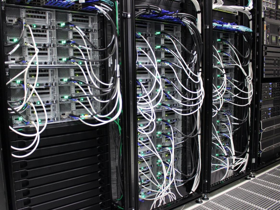 The Phoenix HPC service supports our researchers to analyse and process big data