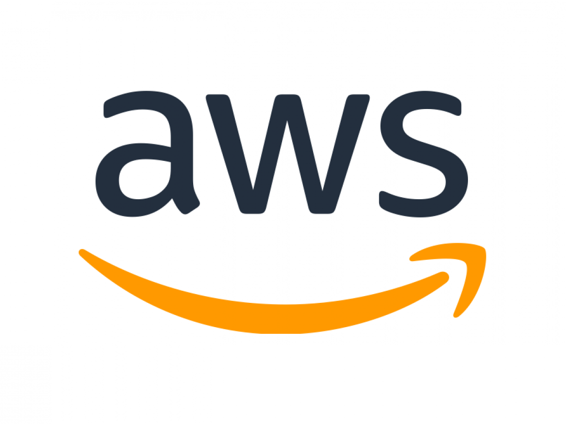 AWS logo amazon web service