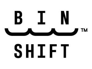 bin shift logo