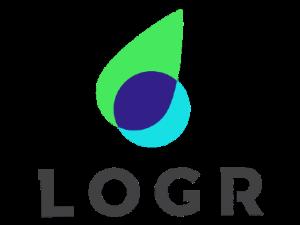 LOGR logo