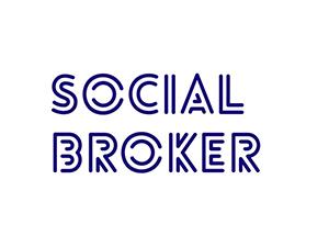 social broker logo