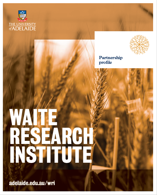 WRI Partnership Profile cover
